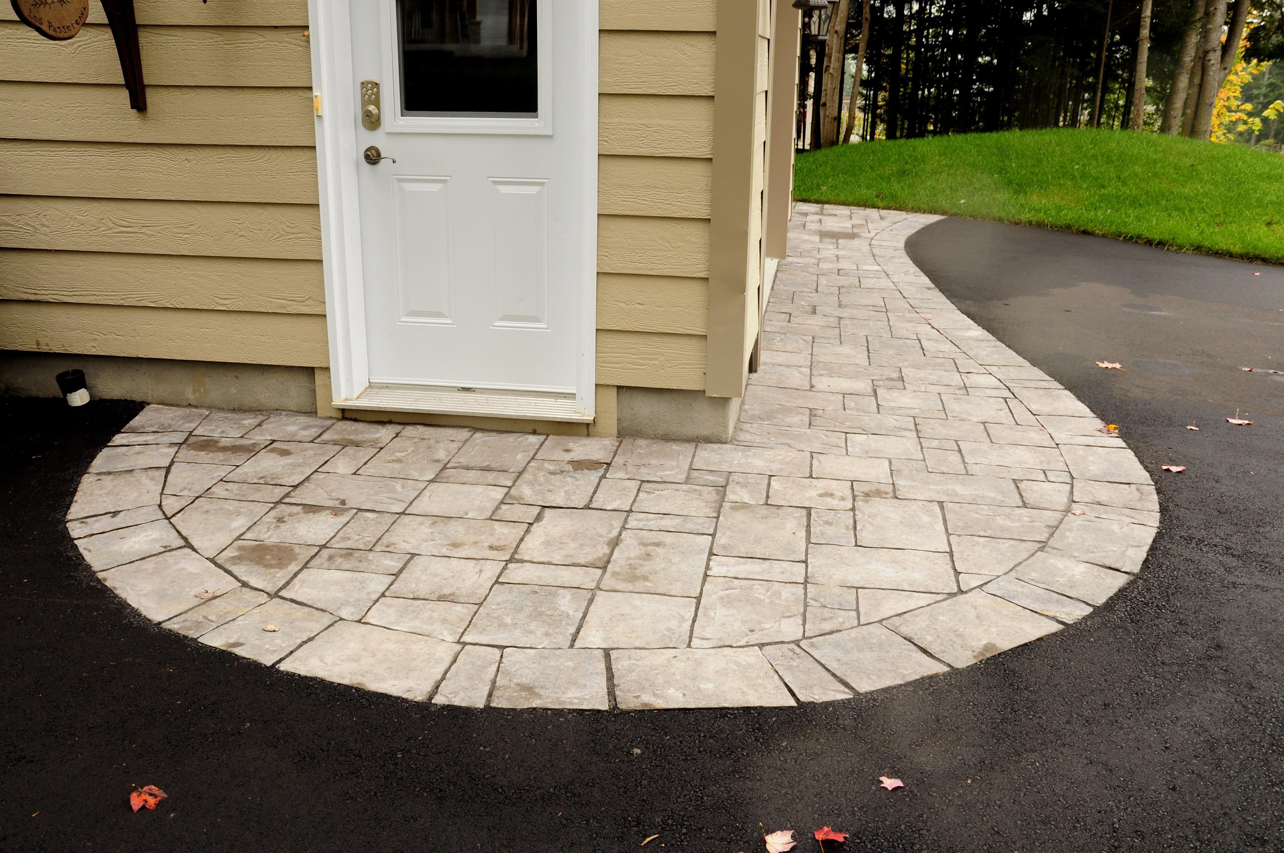 asphalte bordage